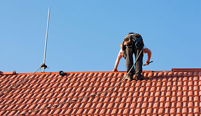 Finding the best roofer