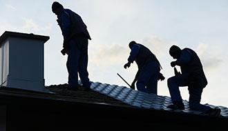roofing repair va