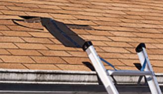 repairing va roof
