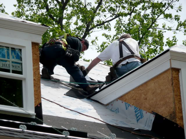 chantilly virginia roofing professionals