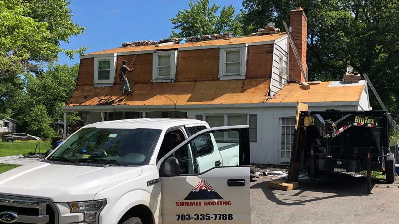 Roof Replacement Cost 2019 Northern Virginia