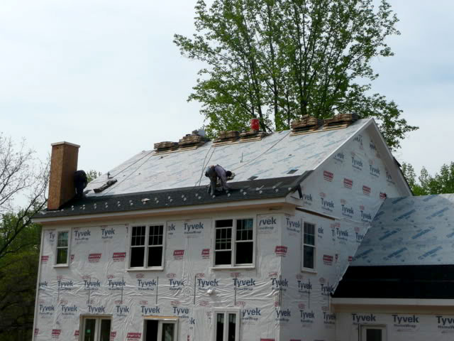 local chantilly va roofing contractors