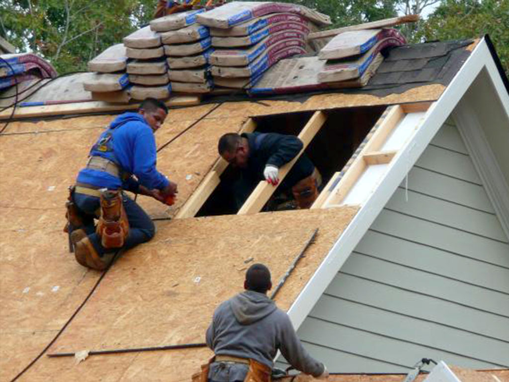 expert falls church roof repair