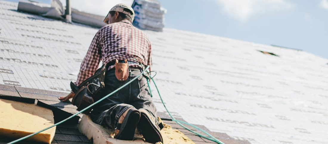 roof replacement in alexandria va image